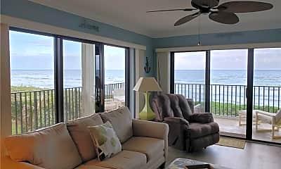Living Room, 7440 S Ocean Dr 323, 0