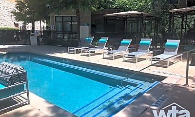 Pool, 4600 Mueller Boulevard, 2