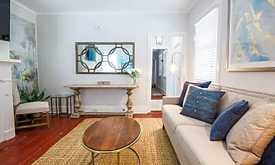 Living Room, 121 Calhoun St, 1