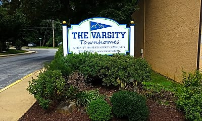 The Varsity Townhomes, 1