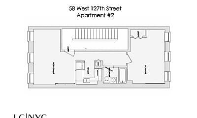 Community Signage, 58 W 127th St, 1