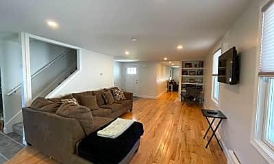 Living Room, 20 Harvard St, 1