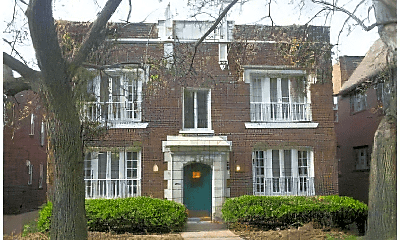 Building, 7046 Forsyth Blvd, 0