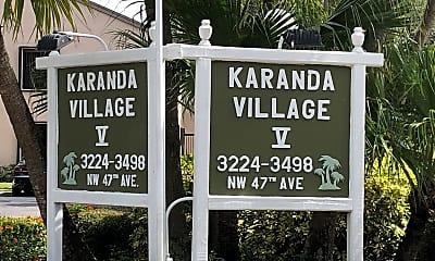 Karanda Village V, 1
