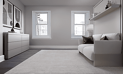 Bedroom, 5526 Jane St, 1