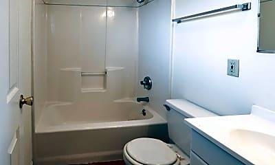 Bathroom, Mountaineer Court, 2