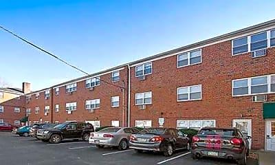 Building, Janwood Apartments, 1
