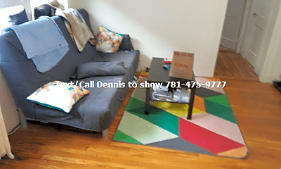 Bedroom, 1413 Commonwealth Avenue, 1