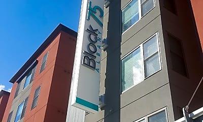 Block 75 Apartments, 1