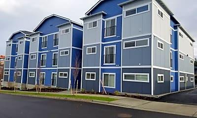 Building, 3825 S Junett St, 2