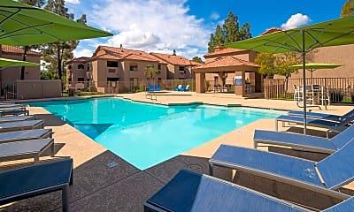 Pool, Salado Springs, 2
