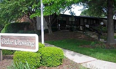 Community Signage, Cedar Crossing, 0