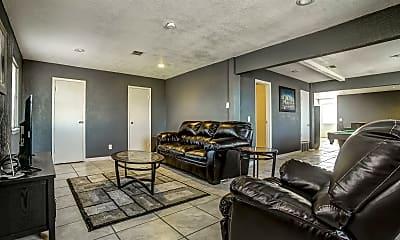Clubhouse, Buena Vista Apartments, 1