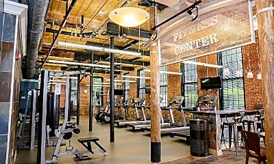 Fitness Weight Room, 51 Front St, 2