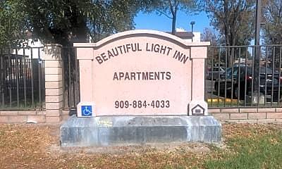 Beautiful Light Inn, 1