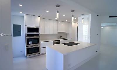 Kitchen, One of a kind w/Ocean Views.. 20191 E Country Club, 1