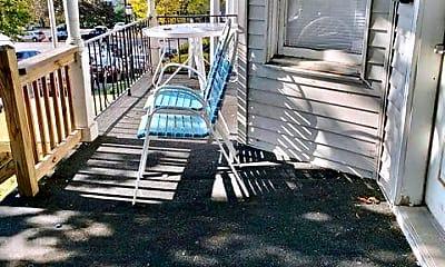 Patio / Deck, 419 Taylor Ave, 2