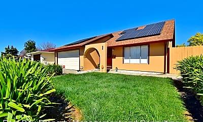 Building, 3249 San Luces Way, 1