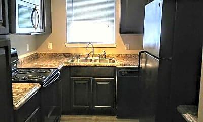 Kitchen, Concord Apartments, 0
