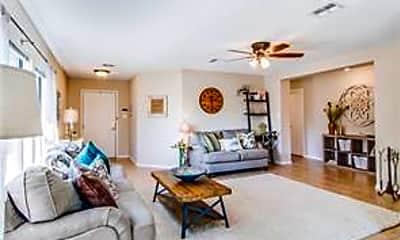 Living Room, 6408 White Oaks Ln, 1