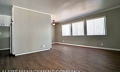 Living Room, 1050 S J St, 1