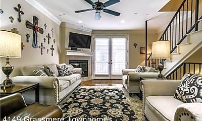 Living Room, 4149 Grassmere Ln, 0