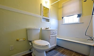 Bathroom, 404 E 14th St, 2
