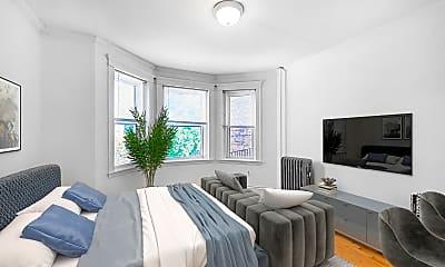 Bedroom, 98 Queensberry Street, Unit 7, 0