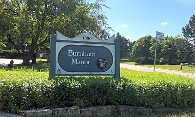Burnham Manor, 1