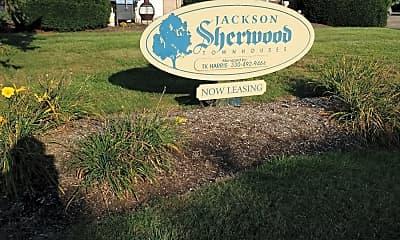 Sherwood Jackson, 1