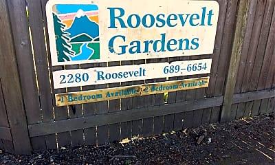 Roosevelt Gardens, 1