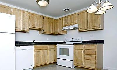 Kitchen, 309 Northgate Village, 2