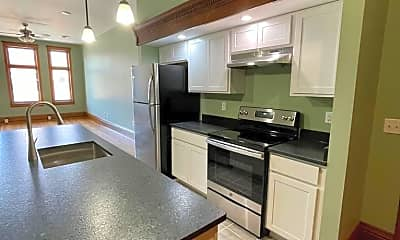 Kitchen, 358 Broad St, 1