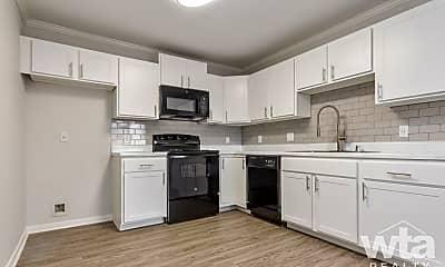 Kitchen, 1201 E Old Settlers Blvd, 2