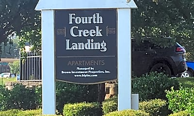 Fourth Creek Landing Apartments, 1