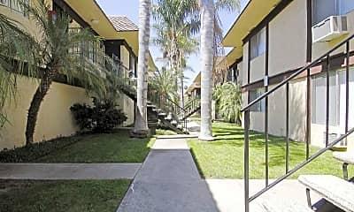 Building, Villa Regina Apartments, 2