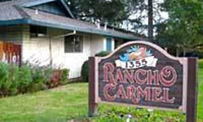 Rancho Carmel Apartments, 1