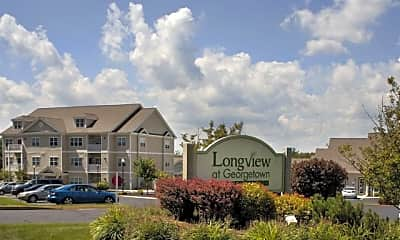 Building, Longview at Georgetown, 1