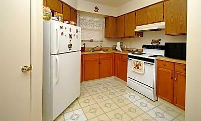 Kitchen, Sandia Vista, 1