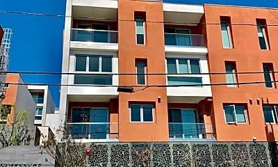 Building, 1015 Figueroa Terrace 7, 1