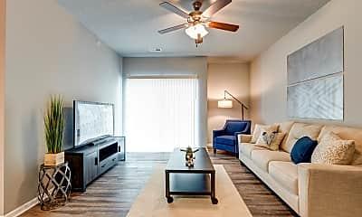 Living Room, Northgate, 1