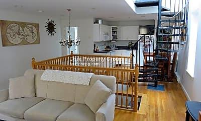 Living Room, 61 Charter St, 1