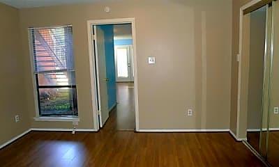 Bedroom, 9839 Walnut St 101, 2