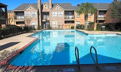 Pool, 6101 Antoine Dr, 2