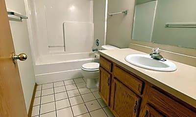Bathroom, 3728 J St, 2