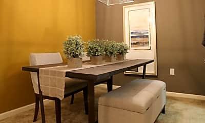 Dining Room, Cedar Grove, 2