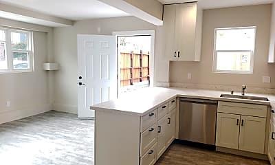 Kitchen, 1706 Grove St, 0