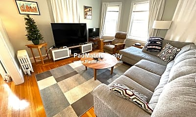 Living Room, 40 Dexter St, 1