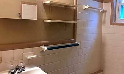 Bathroom, 575 Hudson Terrace, 2
