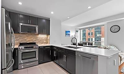 Kitchen, 1 Shore Ln 320, 1